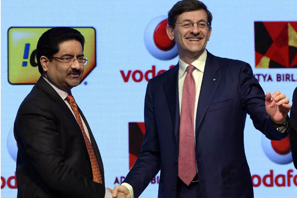 Vodafone, Idea agree on merger to create India mobile leader