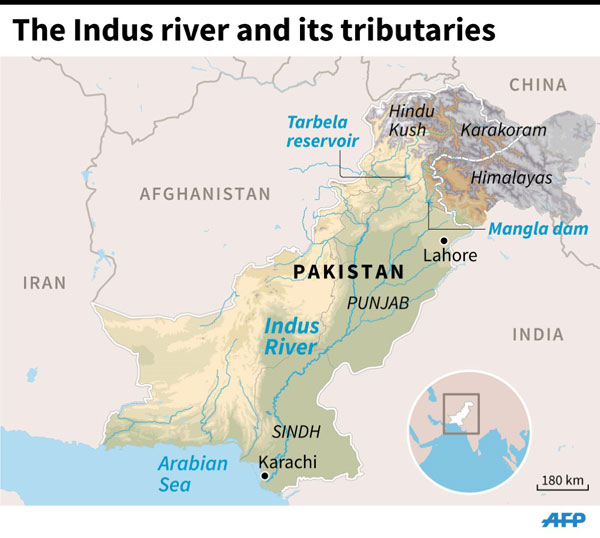 Pakistan and India discuss their water dispute in Islamabad