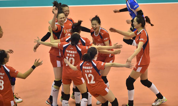 Chinese Volleyball ends an impressive 2016-2017 season