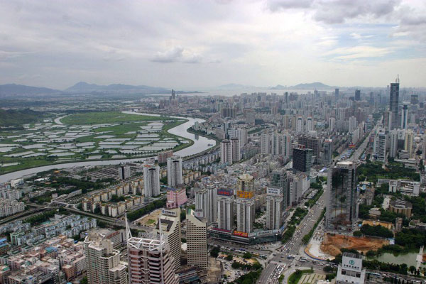 HK viewed as a leader in Greater Bay Area cluster