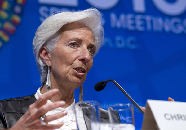 IMF raises global growth forecast to 3.5%, warns against protectionism