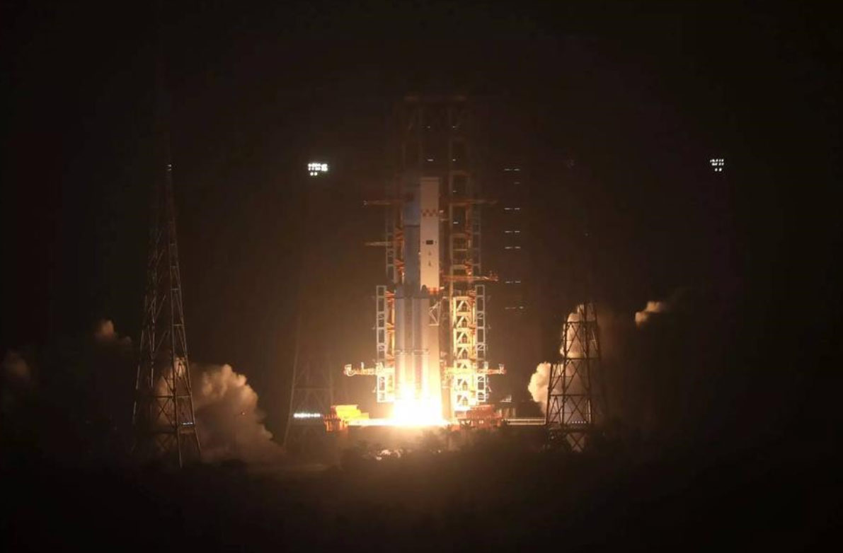 First cargo spacecraft boosts China's space dream