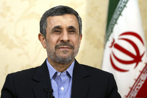 Ahmadinejad barred from Iran election
