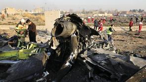 Ukrainian plane clash