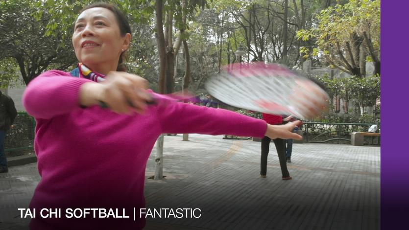 FANTASTIC | Tai chi softball