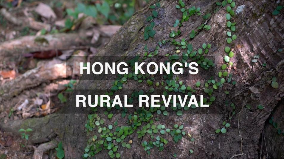 Hong Kong's Rural Revivial