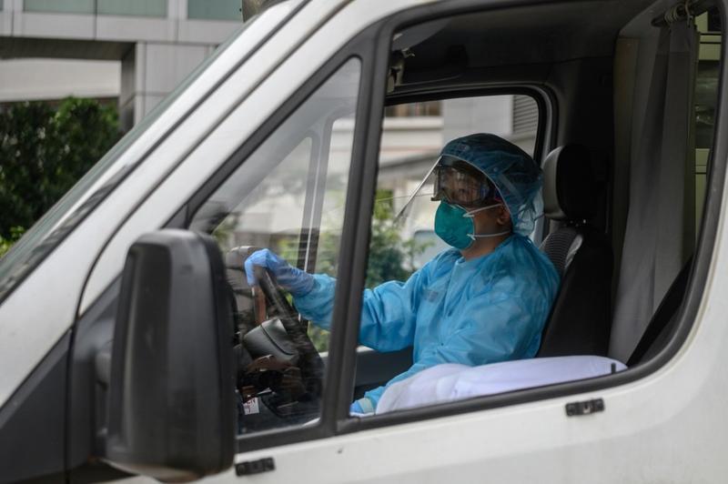 novel coronavirus infection in hong kong