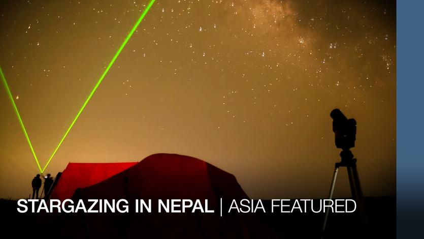 Stargazing in Nepal | Asia Featured