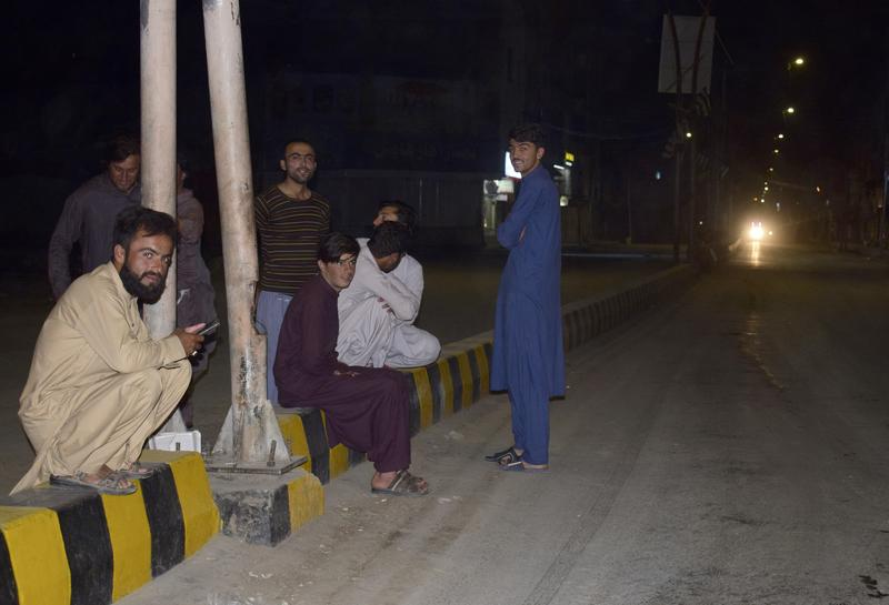 20 killed, 40 injured in earthquake in SW Pakistan   Asia News   China Daily