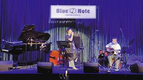 1 Performers take to the stage as Blue Note Beijing reopens.jpg