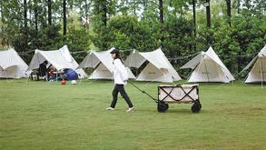 1 Airbnb host Si Jiu's glamping facility in Shanghai.jpg