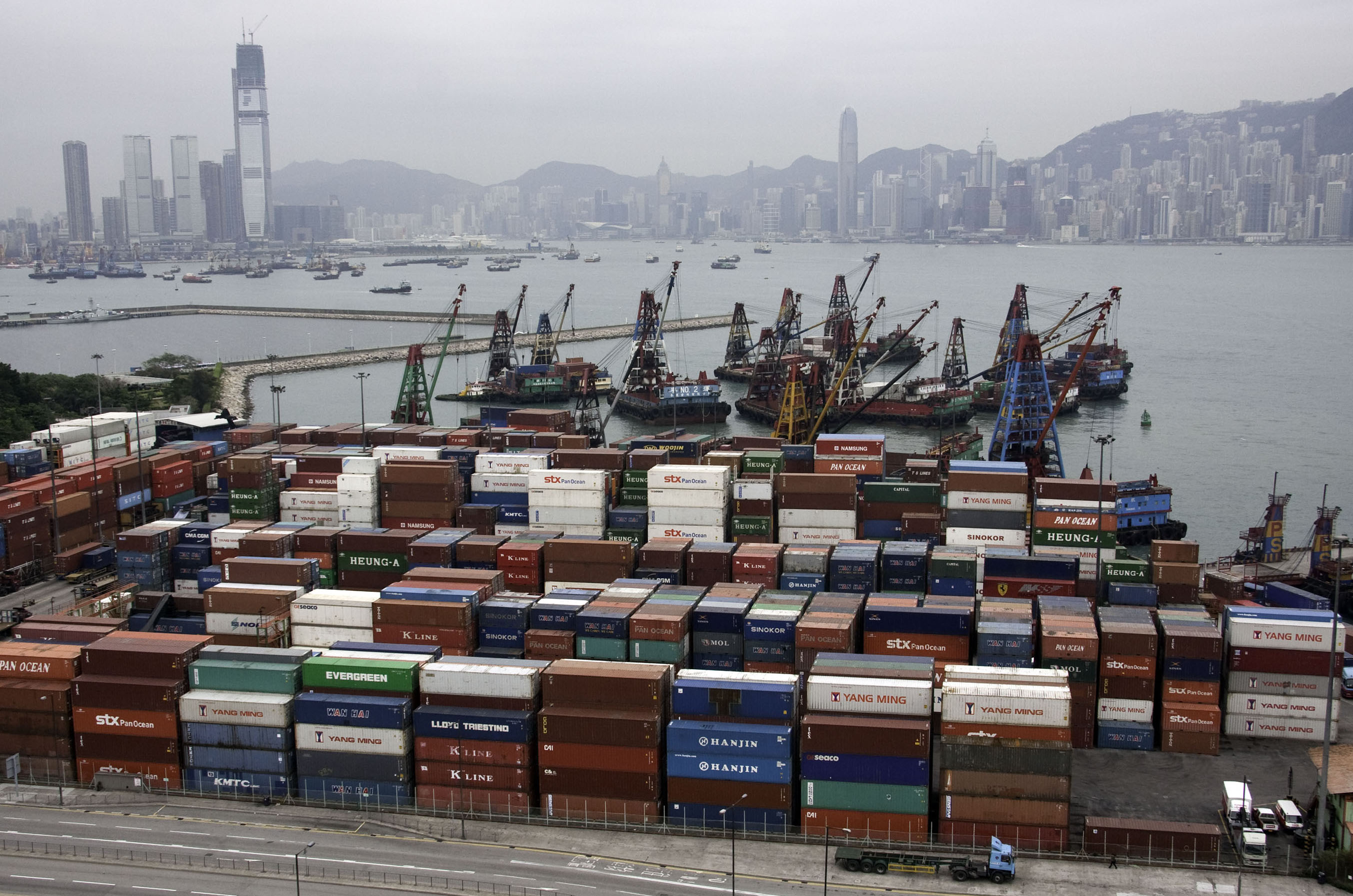 Emerging Markets To Spur HK 2013 Exports Business China Daily Asia
